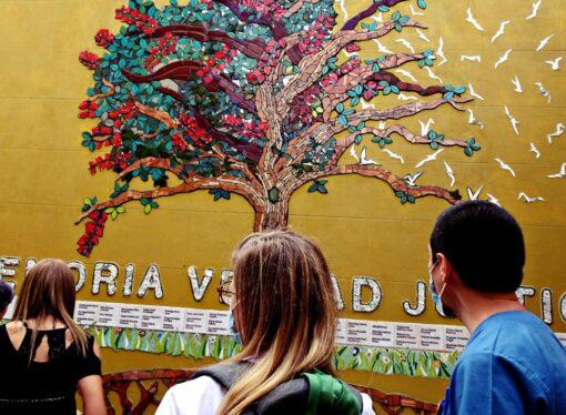 CICOP homenajeó a lxs Compañerxs Detenidxs Desaparecidxs del Equipo de Salud