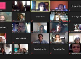 """Se realizó el encuentro virtual """"Política Sindical de Género"""""""