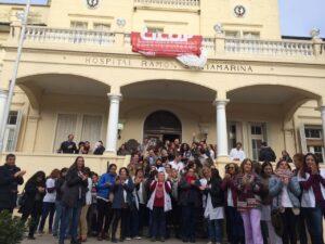 Comunicado en adhesión a los reclamos de los trabajadores del SISP de Tandil