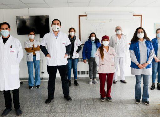 Hospital Rossi: Miembros del CDP participaron de una reunión con la Comisión Directiva Seccional y afiliadxs