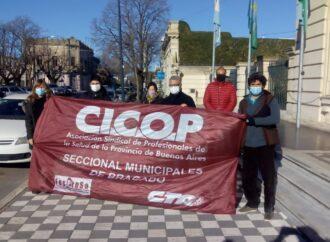 Municipales de Bragado lograron reunión con autoridades comunales